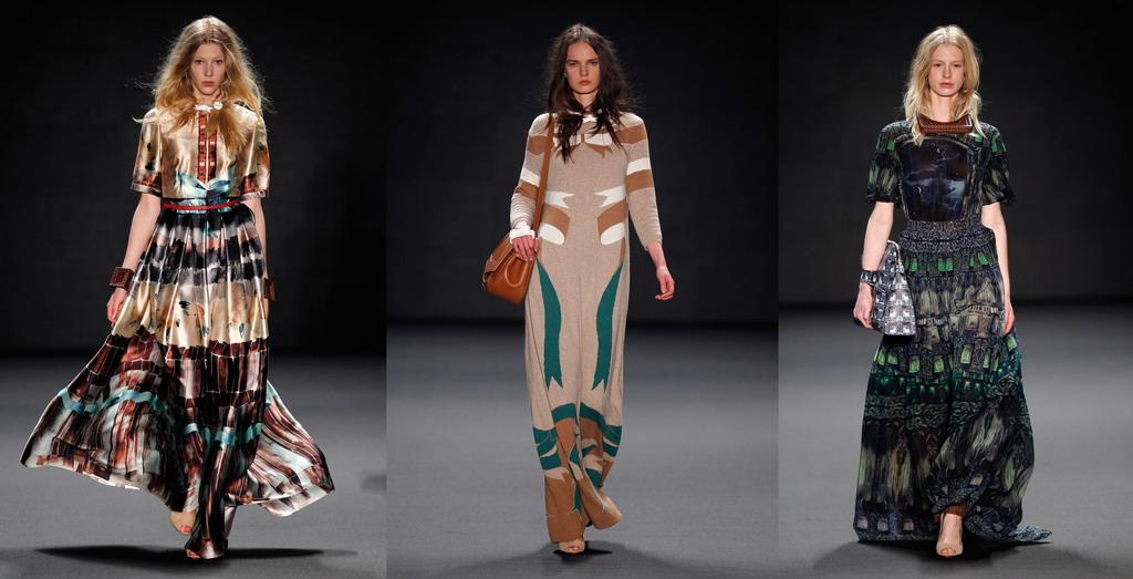 Alena Akhmadullina begeistert Berlin – Mercedes-Benz und Elle präsentieren das russische Designtalent