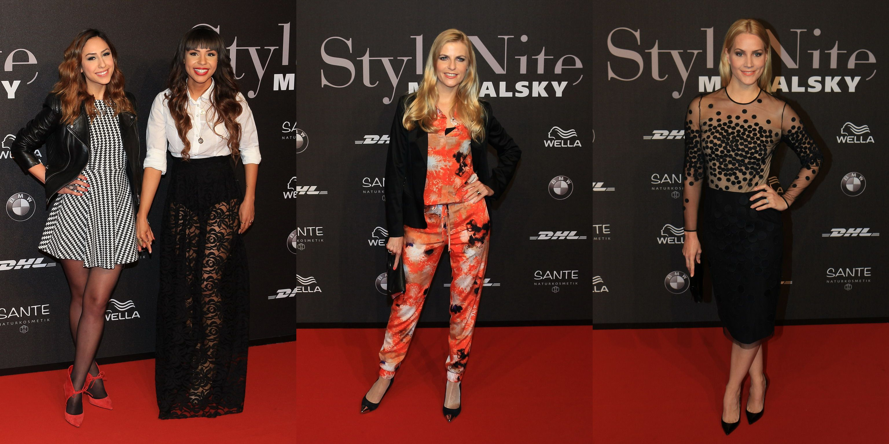 Michalsky Stylenite 2014  City Love am 17. Januar 2014