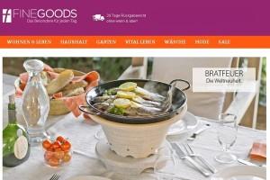 FineGoods Online Shop