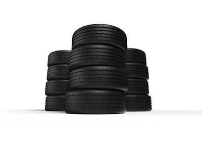 Mode aus alten Reifen